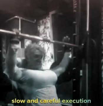 Shoulders - slow